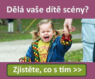 Dělá vaše dítě scény_