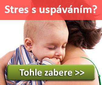 Stres s uspáváním?