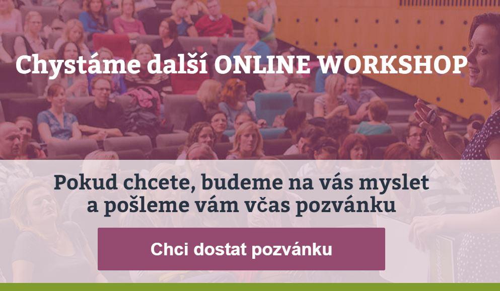 ZV_Chystáme online workshop