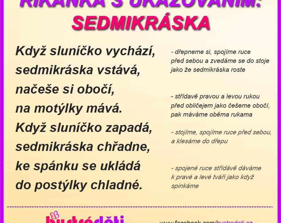 Sedmikráska