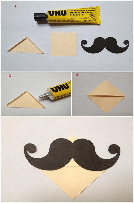 diy-moustache-corner-bookmark-easy-project