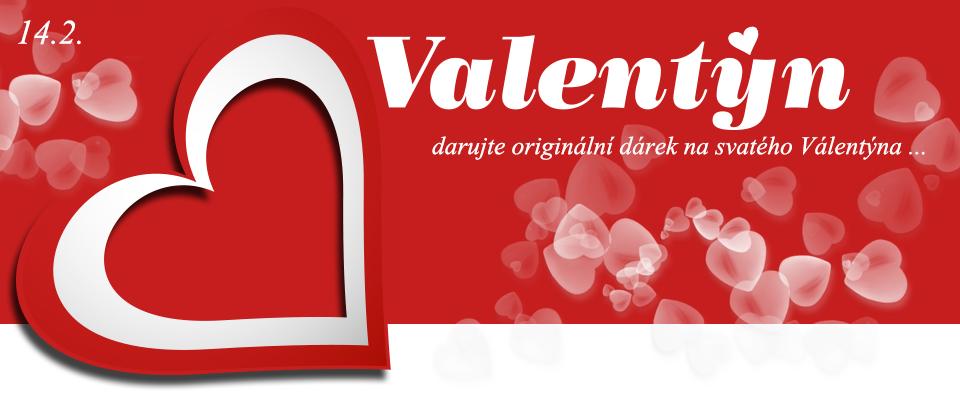 Darujte originální dárek na svatého Valentýna