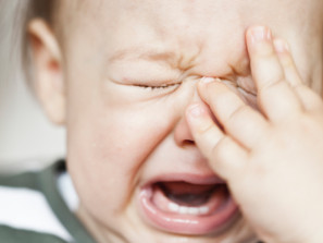 Moje dítě kvůli všemu brečí