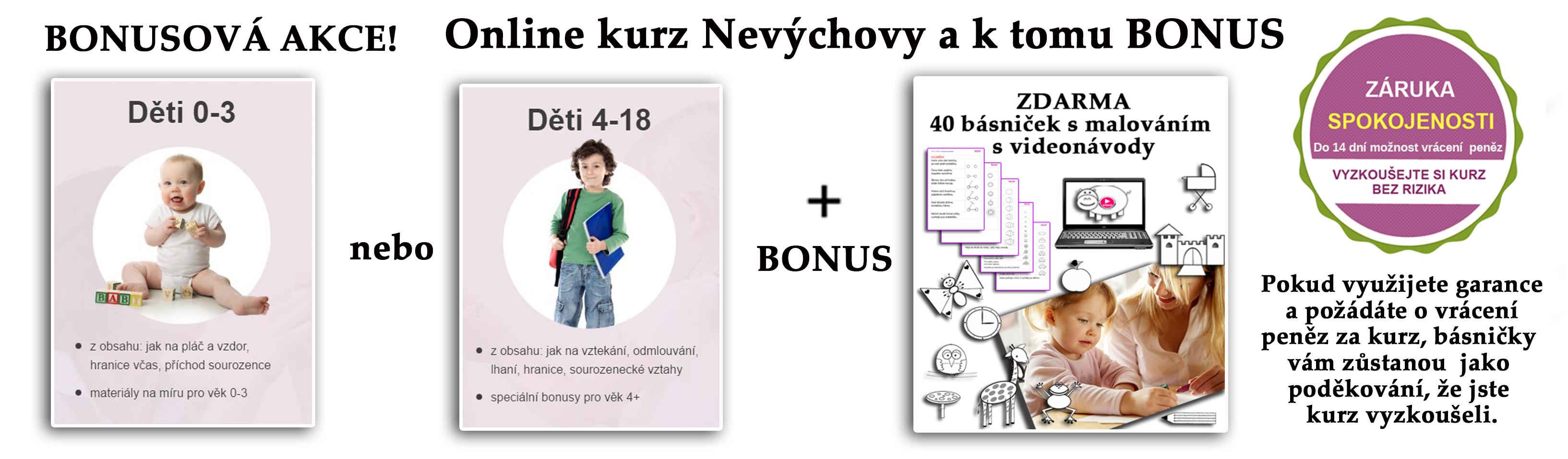 MsB jako bonus ke kurzu NV široký
