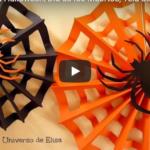 Helloween spider net