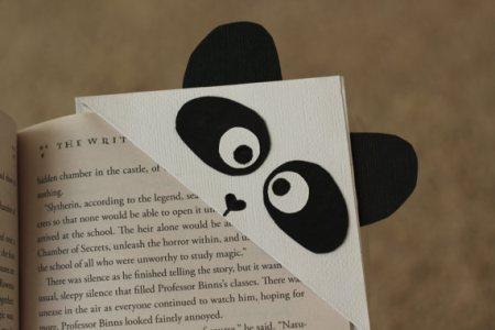panda-corner-bookmark-easy-diy-project