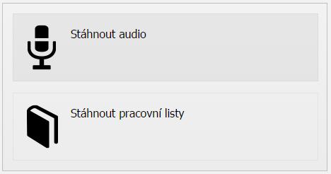 Stáhněte si audio, pracovní listy