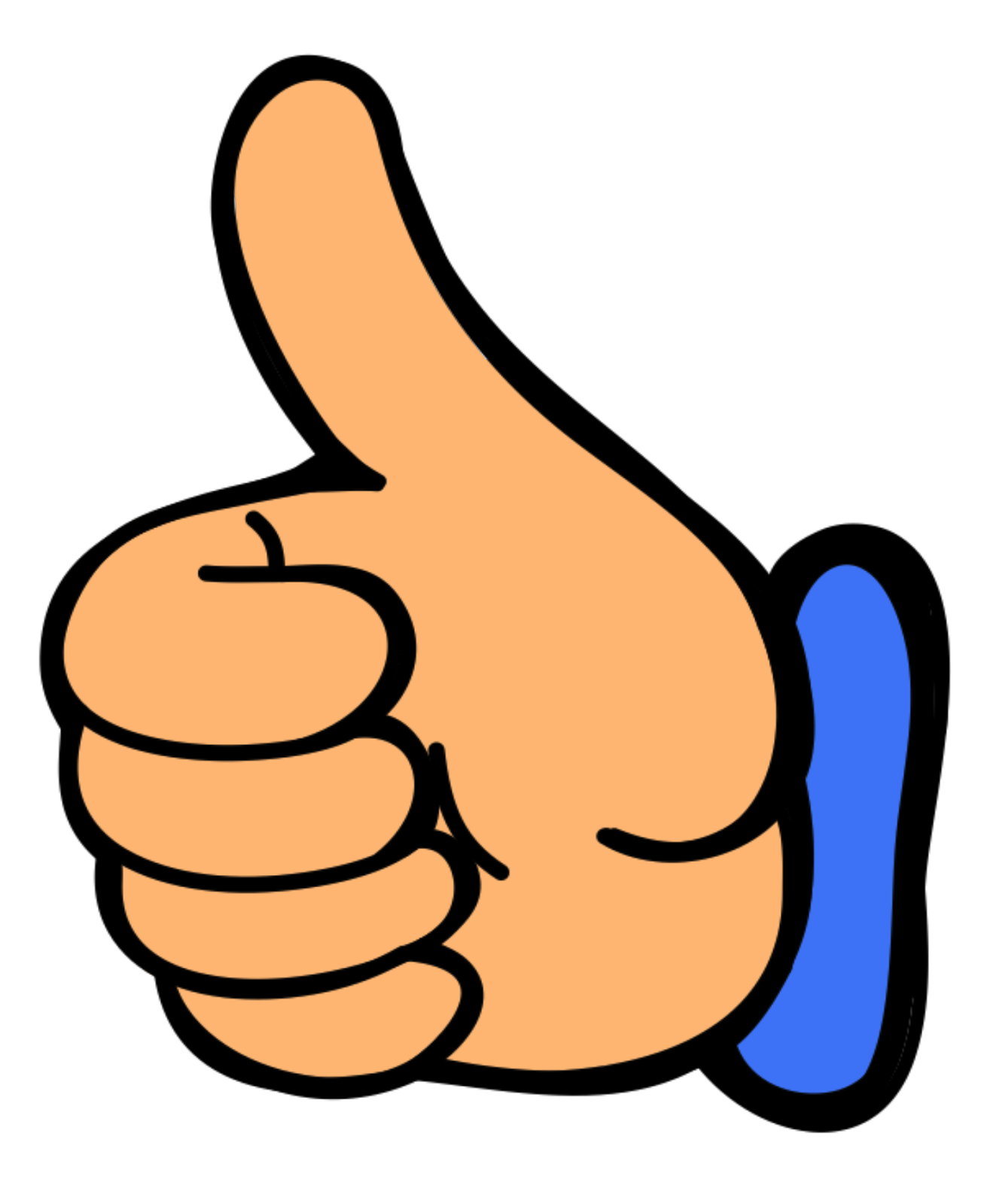 thumbs-up-i-get-it-0F2N66-clipart