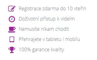 Vyhody registrace